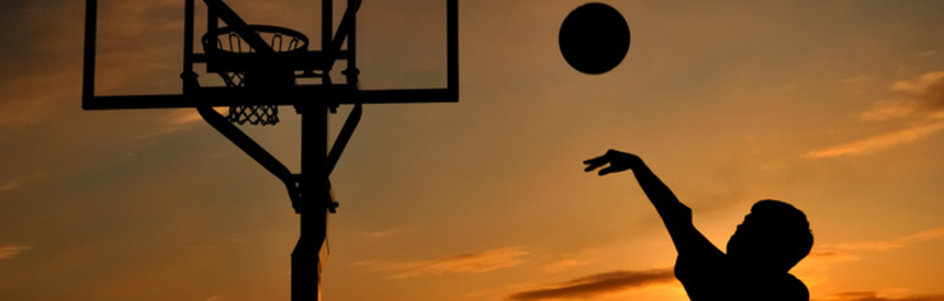 Sportmedizin-Basketball
