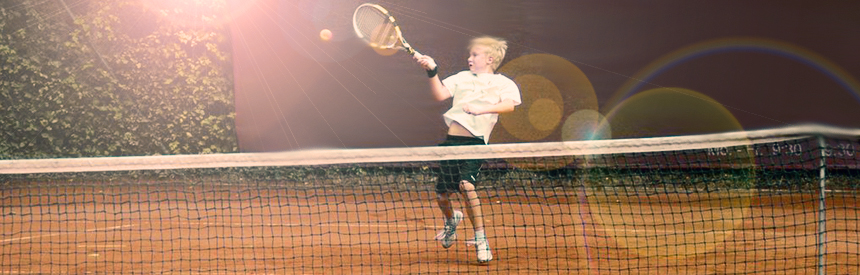 Sportmedizin-Tennis